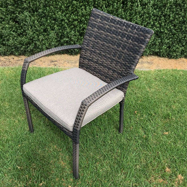 Byron Dining Chair - New Brown - 2