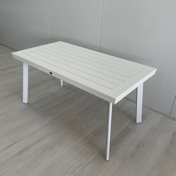 Toulouse Dining Table - White - 2